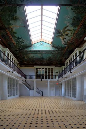 Museum Building interior