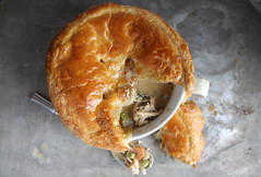 Chicken Guiness Pot Pie