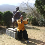 Kanishka Sharma At Shaolin Temple China