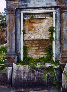 Tomb at Lafayette Cemetery, New Orleans