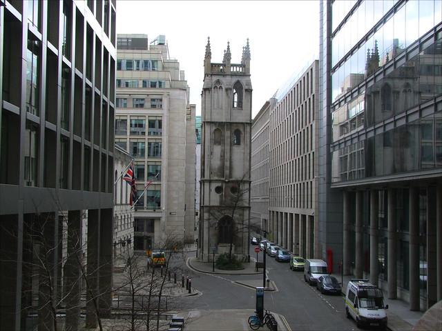 St Alban Wood Street