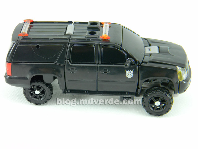 Transformers Crankcase Deluxe - Dark of the Moon - modo alterno