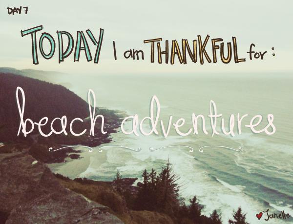 Day7_BeachAdventures