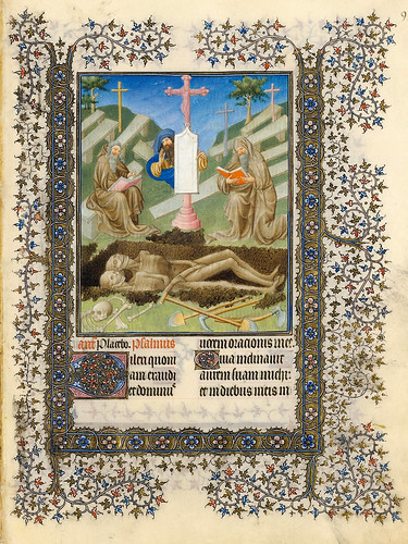 010- Belles Heures of Jean de France duc de Berry-Folio 99R - ©The Metropolitan Museum of Art