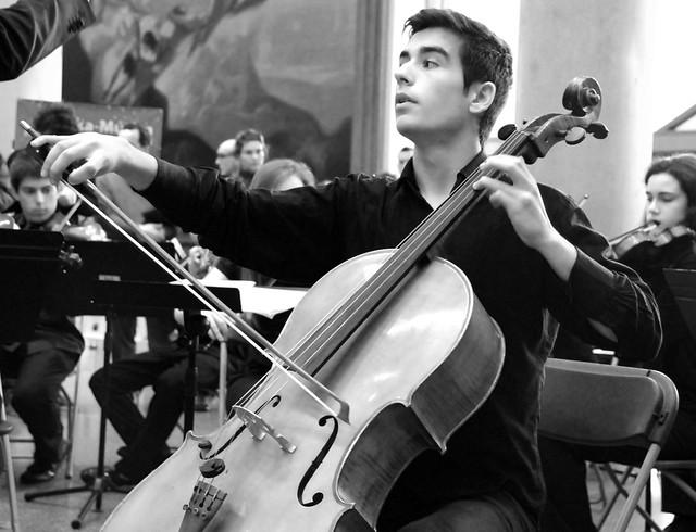 El blog de puntocoma m s fotos festival musika m sica - Conservatorio musica bilbao ...