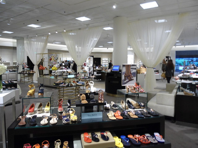 Nordstrom Shoe Salon Bellevue WA