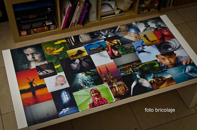 162/366: foto bricolage