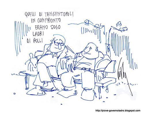 Politici corrotti by Livio Bonino