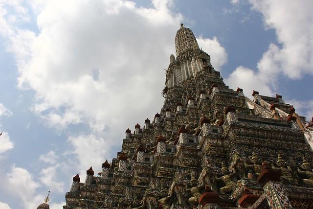 Bangkok: Wat Arun Temple