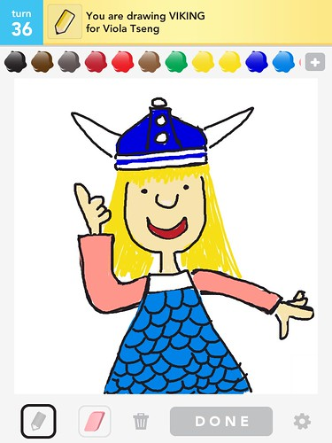drawsomething viking