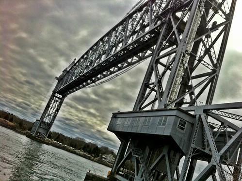 Cape Cod train bridge