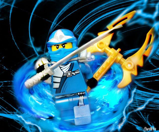 Ninjago Blue Ninja http://www.flickr.com/photos/chrisofpie/6855156339/