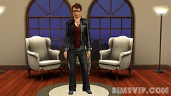 Singer Career Outfit (Level 9 and 10) Male