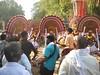 Popular performing art performed in the temples of Kerala