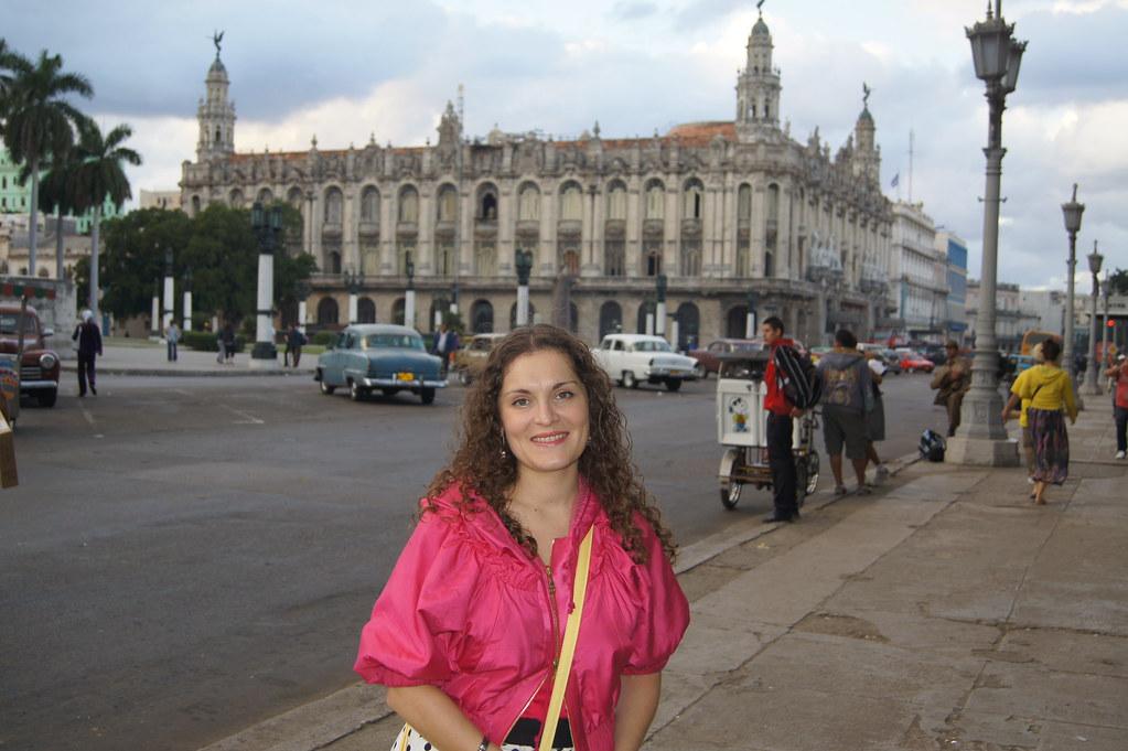 Centro Galego / Gran Teatro de La Habana