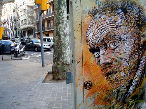C215 - Barcelona (ES) by C215