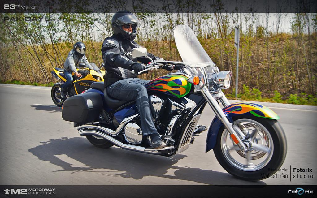 Fotorix Waleed - 23rd March 2012 BikerBoyz Gathering on M2 Motorway with Protocol - 6871294676 7cc406d88e b