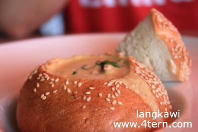 兰卡威 The Loaf 发掘负60度的冰冻咖啡