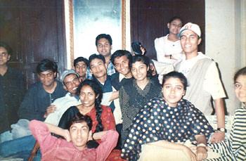Shankar, Uday, Mark, Tara, Debdatta, Minal, Abhishek, Kajal, Arpita Mam, Sukanya, Anmol, Saswati, Myself, and Ajay