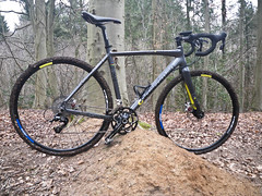 Boardman CX - First ride