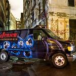 Jensen Loudspeakers Van