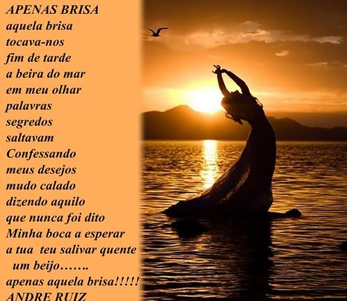 APENAS BRISA by amigos do poeta