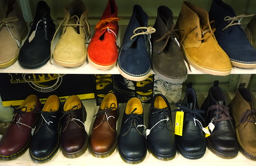 Dr Martens at Christopher Shoes, North End
