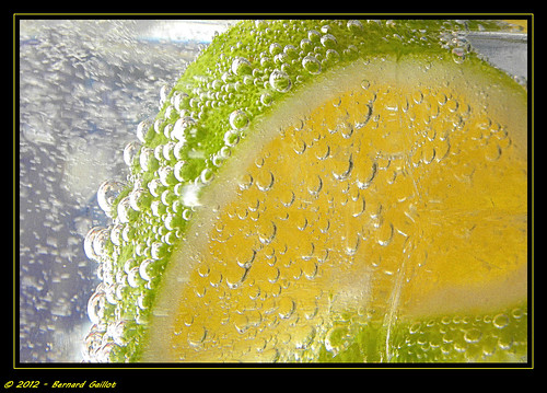 Perrier Citron.