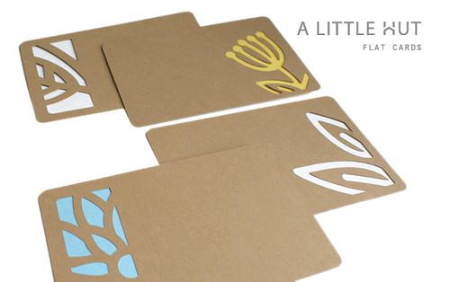 journaling flat cards