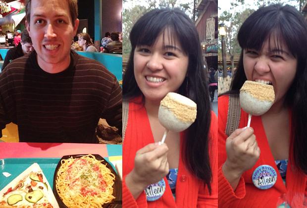 Disneyland Food!