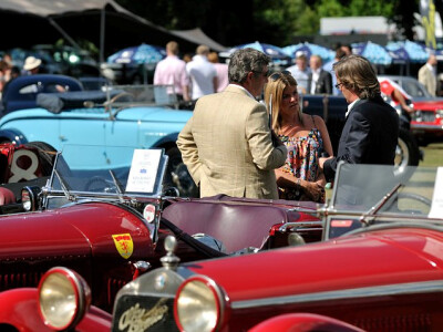Salon Prive 2012, luxorium