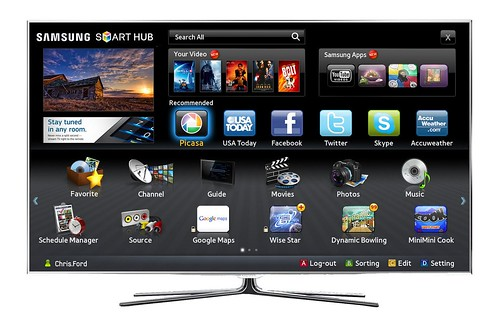 Mi nueva Samsung Smart TV