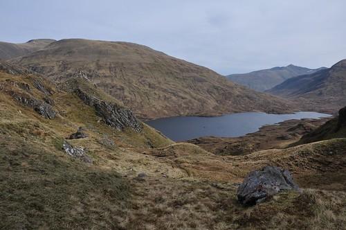 Sgurr Gaorsaic & Loch a' Bhealaich