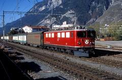 * Schweiz  RhB  # 4