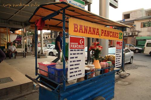 Banana Pancake, Phuket