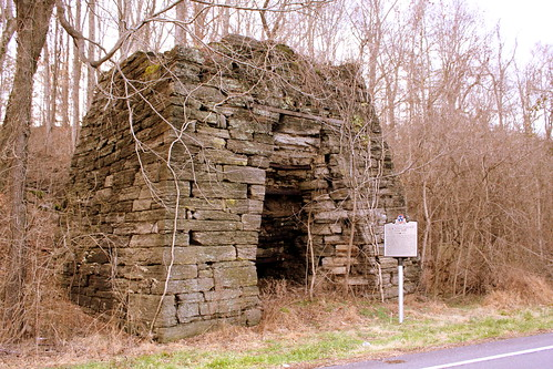 Lee & Gould Furnace - Bucksnort, TN