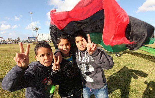 Kids in Bengahzi | 1st Anniversary 17 Feburary 2012