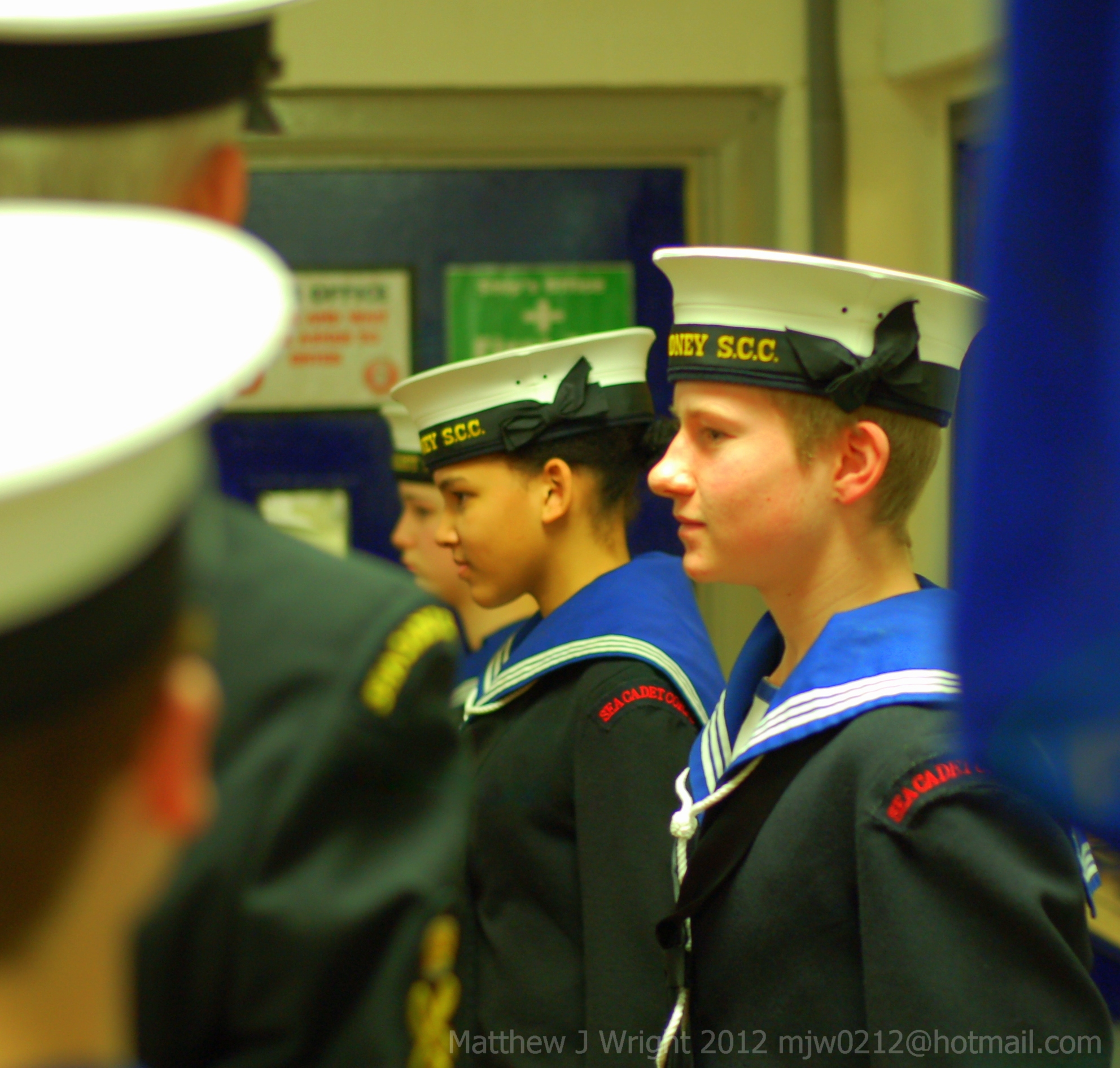 Skelmersdale Sea Cadets - T.S Rodney