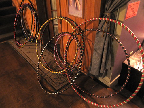 Hoop Dance Party Party