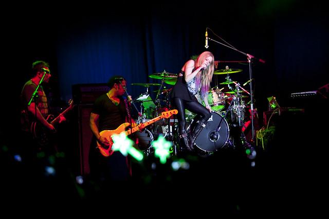 Konsert Avril Lavigne