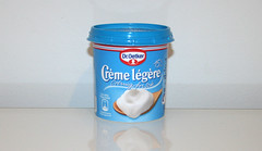 07 - Zutat Creme legere / Ingredient creme legere