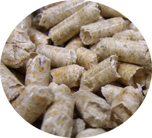 pellety z miskanta olbrzymiego