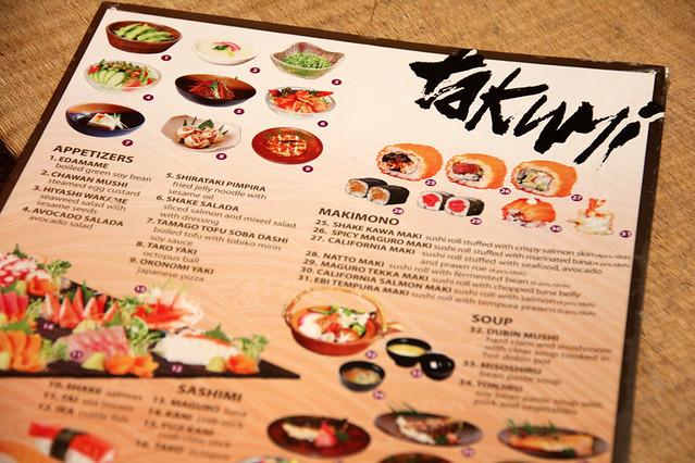 Takumi Restaurant, Bangkok, Thailand