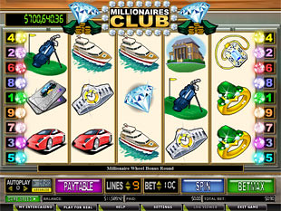 Millionaires Club 2 Slots slot game online review