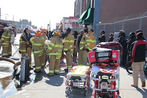Four Alarm Fire - 2/20/2012