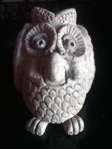 Bujo = Owl @ Filadelfo Morales Hernandez