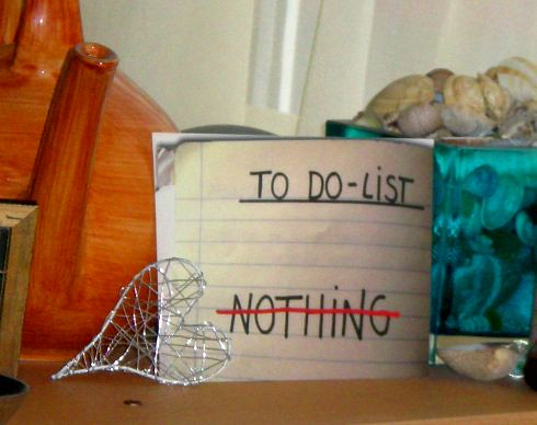 TodoList nothing