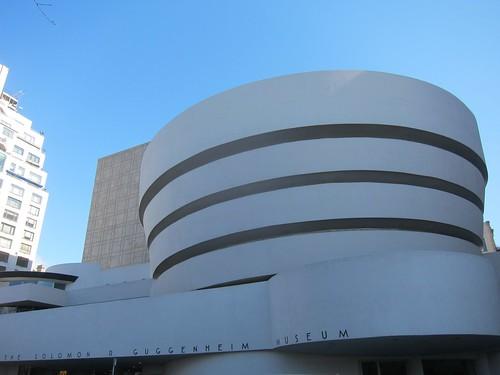 The Solomon Guggenheim Museum, NYC. Nueva York