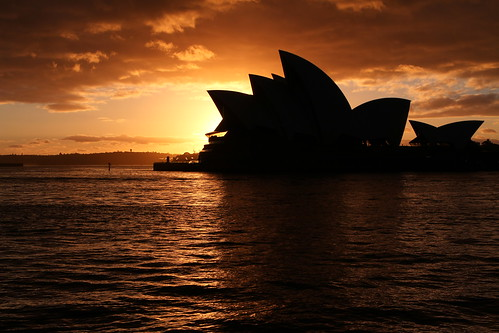 Opera House - Sunrise