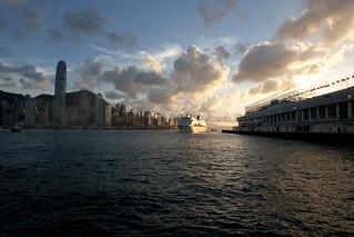 Hong Kong - Tsim Sha Tsui - Harbour